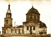Церковь Троицы Живоначальной - Новотроицкое - Тукаевский район - Республика Татарстан