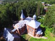 Церковь Марии Магдалины - Лоза - Сергиево-Посадский городской округ - Московская область