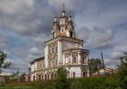 Карпинск. Введения во храм Пресвятой Богородицы, церковь