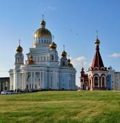 Часовня Александра Невского - Саранск - Саранск, город - Республика Мордовия