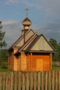 Церковь Илии Пророка - Замульта - Усть-Коксинский район - Республика Алтай