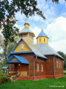 Церковь Николая Чудотворца - Видзы - Браславский район - Беларусь, Витебская область