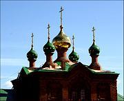 Церковь Александра Невского - Харино - Красноармейский район - Челябинская область