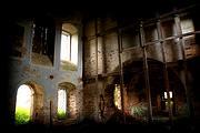 Церковь Троицы Живоначальной - Мальгино - Парфеньевский район - Костромская область