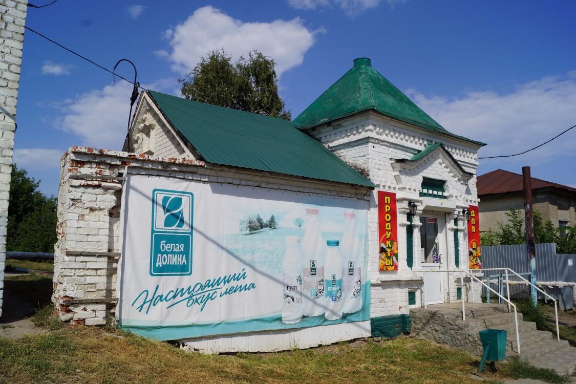 Троицкий монастырь, Хвалынск