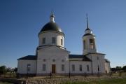 Церковь Богоявления Господня - Сухой Донец - Богучарский район - Воронежская область