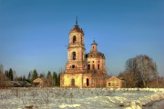Кировская область, Юрьянский район, Пышак, ?огоявления Господня, церковь