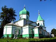 Церковь Успения Пресвятой Богородицы - Городище - Перевальский район - Украина, Луганская область