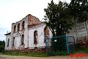 Церковь Рождества Пресвятой Богородицы - Соловарка - Шекснинский район - Вологодская область
