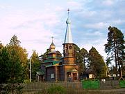 Церковь Никандра Городноозерского - Хвойная - Хвойнинский район - Новгородская область
