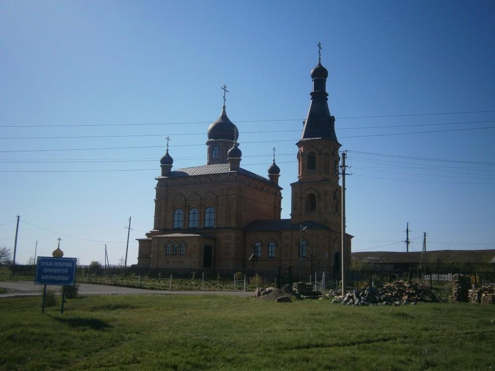 Церковь Покрова Пресвятой Богородицы, Нижняя Журавка
