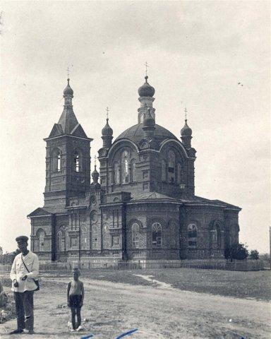 Церковь Покрова Пресвятой Богородицы, Константиновск