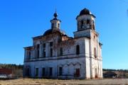 Церковь Богоявления Господня - Ляли - Княжпогостский район - Республика Коми