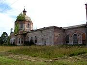 Церковь Рождества Христова - Верховонданка - Даровской район - Кировская область