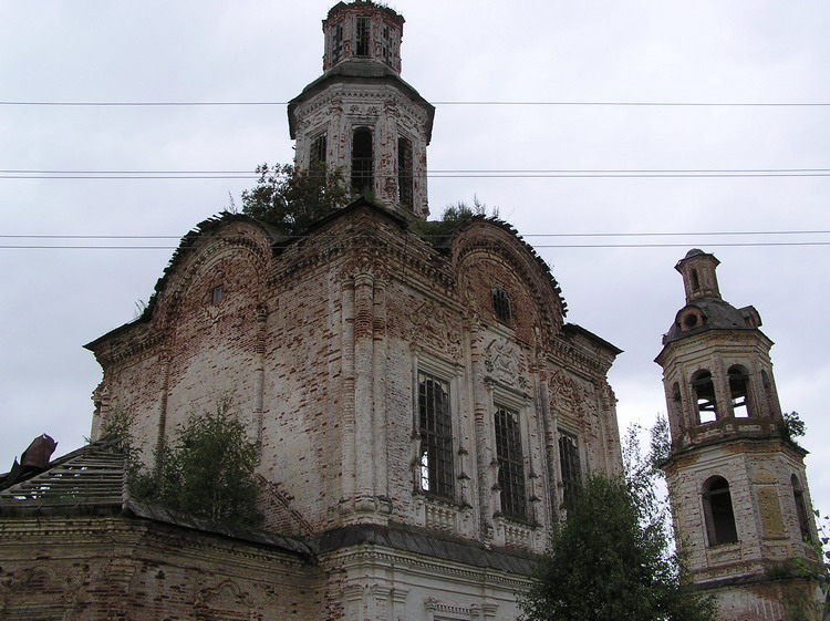 Церковь Димитрия Солунского, Пантыл