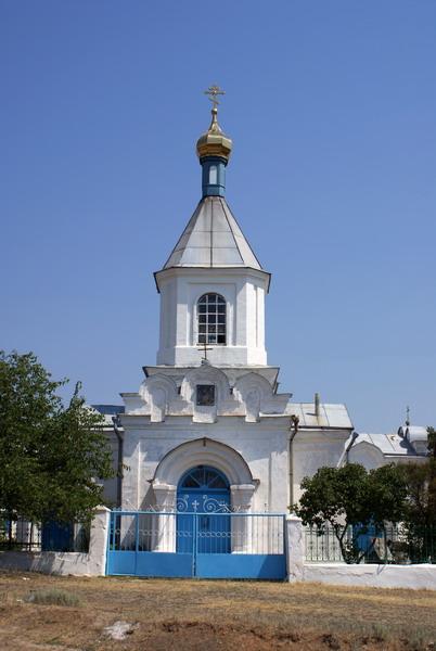 Церковь Рождества Пресвятой Богородицы, Каныгин