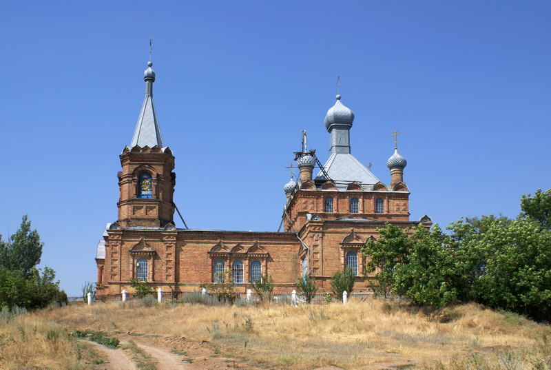 фото церкви в хуторе раздоры волгоградской обл солдата будущего