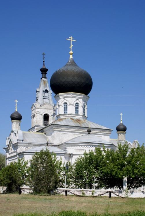 Церковь Вознесения Господня, Сусат