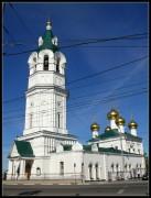 Сормовский район. Троицы Живоначальной в Копосове, церковь