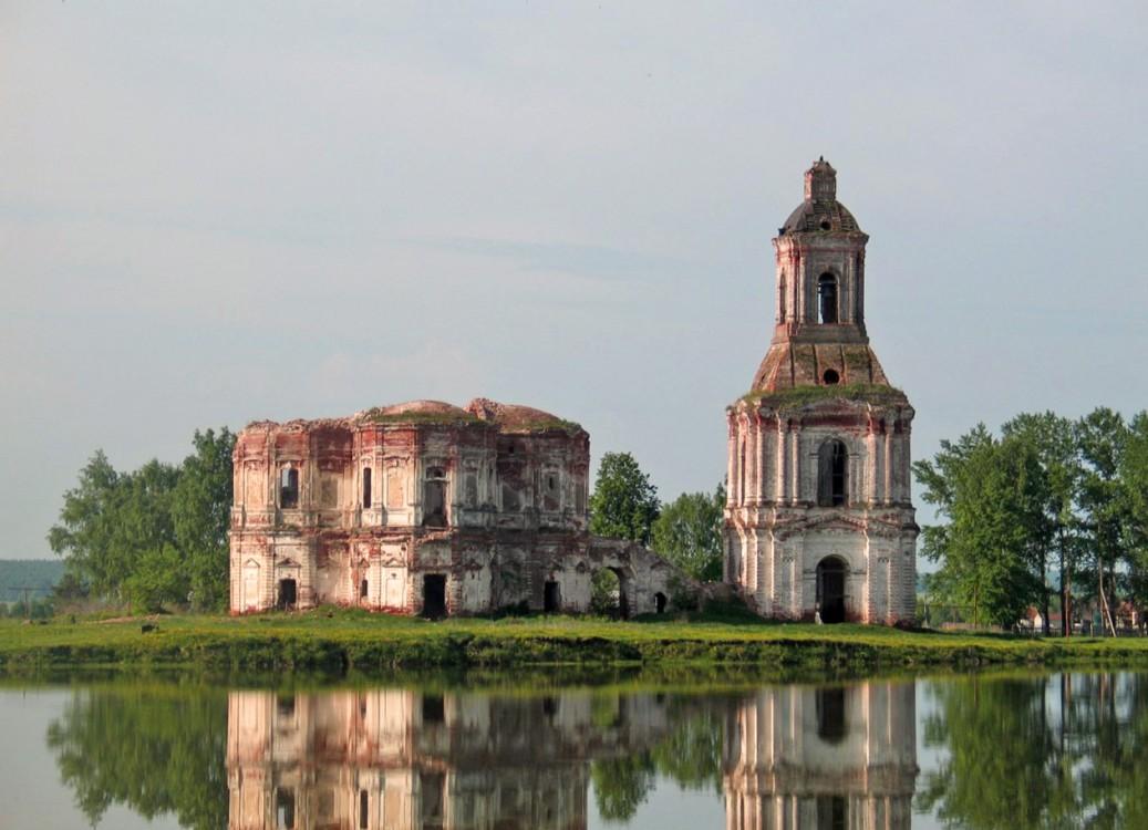 Церковь Усекновения главы Иоанна Предтечи, Хирино