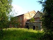 Церковь Введения во храм Пресвятой Богородицы - Сторожевск - Корткеросский район - Республика Коми