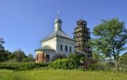 Церковь Богоявления Господня - Ковалёво - Нерехтский район - Костромская область