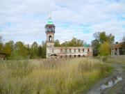 Церковь Троицы Живоначальной - Кандаурово - Пучежский район - Ивановская область