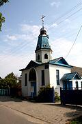 Кировск. Покрова Пресвятой Богородицы, церковь