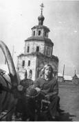 Церковь Спаса Нерукотворного Образа - Семово - Лысковский район - Нижегородская область