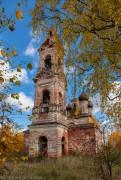 Церковь Благовещения Пресвятой Богородицы - Улошпань - Нерехтский район - Костромская область