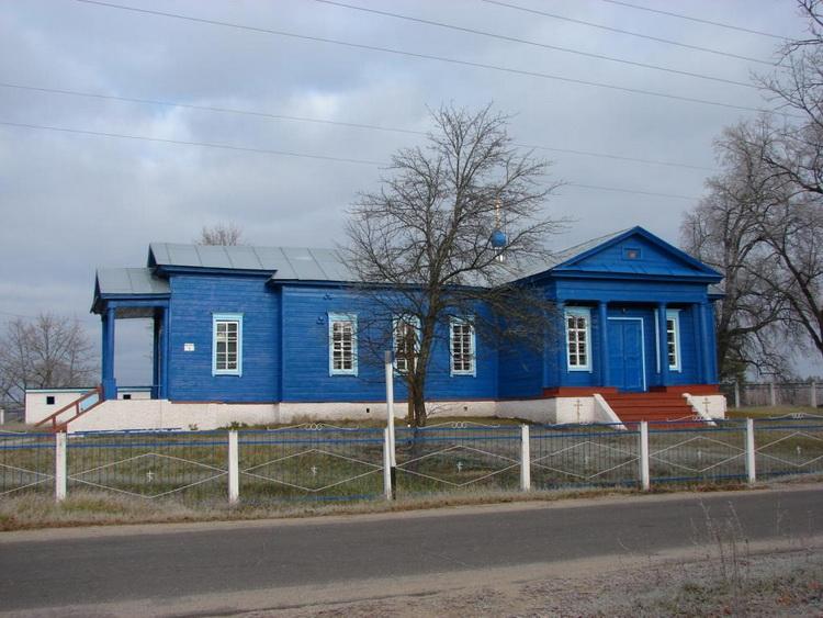 Церковь Петра и Павла, Добродеевка