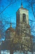 Николо-Перевоз, урочище. Николая Чудотворца на Никольском погосте, церковь