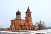 Церковь Казанской иконы Божией Матери - Поворино - Поворинский район - Воронежская область