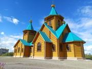 Воркута. Иверской иконы Божией Матери, кафедральный собор