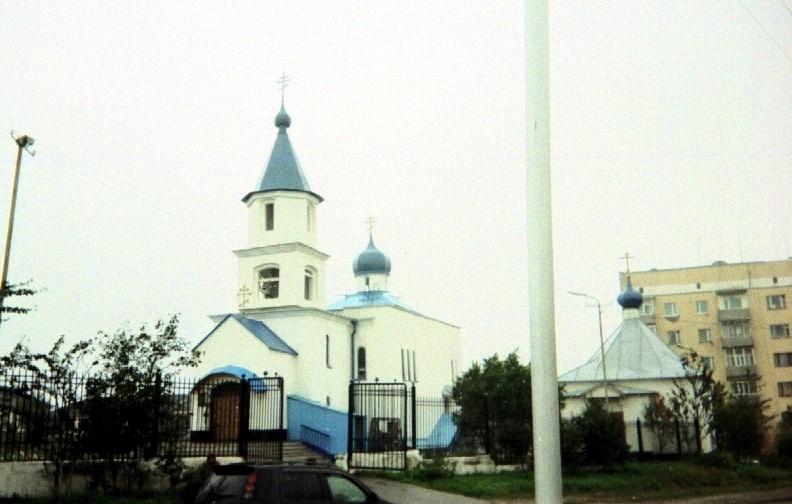Церковь Сошествия Святого Духа, Магадан