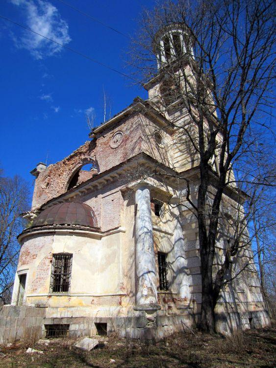 Церковь Владимирской иконы Божией Матери, Горницы