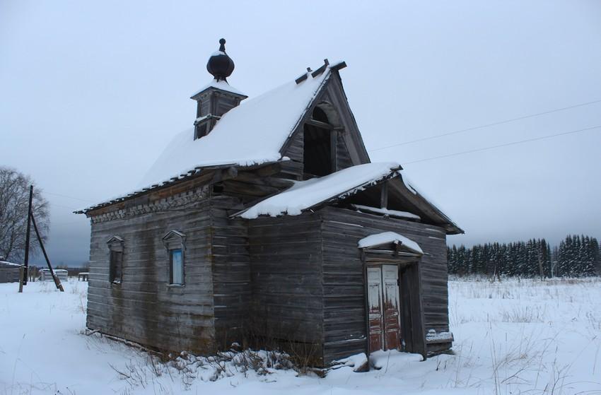 Часовня Георгия Победоносца, Кириллово