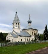 Унимерь. Троицы Живоначальной, церковь