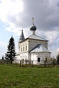 Церковь Троицы Живоначальной - Унимерь - Гаврилов-Ямский район - Ярославская область