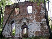 Церковь Спаса Преображения - Юрьево - Тула, город - Тульская область