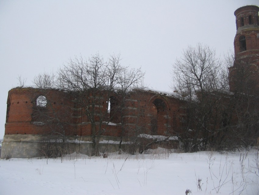 Церковь Николая Чудотворца, Гремячее