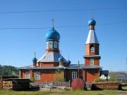 Церковь Пантелеимона Целителя - Балыктуюль - Улаганский район - Республика Алтай