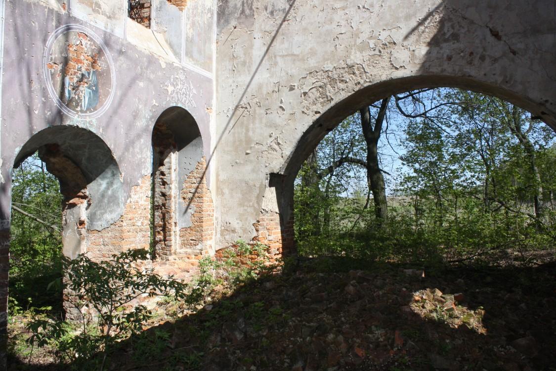 Церковь Спаса Преображения, Юрьево