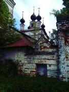Церковь Рождества Христова - Княжево - Красносельский район - Костромская область
