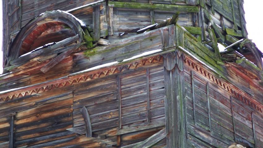 Рязанская область, Спасский район, Бельское. Церковь Благовещения Пресвятой Богородицы, фотография. фасады