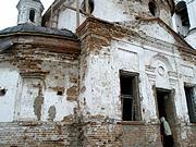 Частоостровское. Троицы Живоначальной, церковь