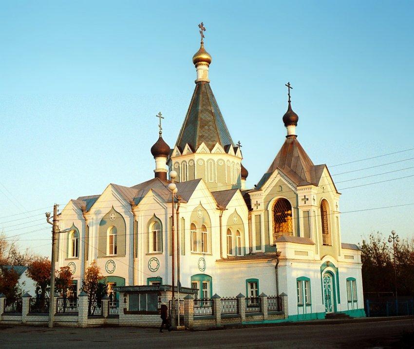 Церковь Покрова Пресвятой Богородицы, Богородск