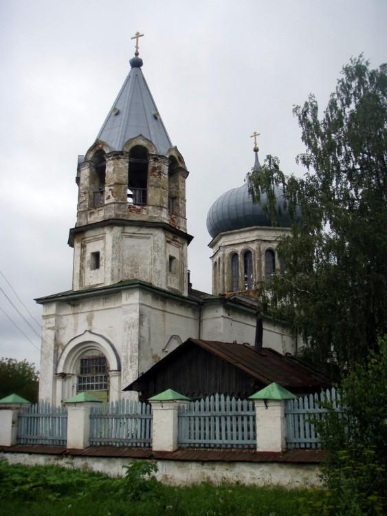 Церковь Спаса Нерукотворного Образа, Спас-Барда
