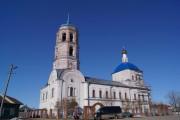 Церковь Илии Пророка - Орда - Ординский район - Пермский край