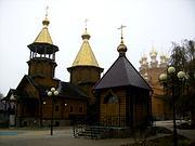 Церковь Георгия Победоносца - Белгород - Белгород, город - Белгородская область